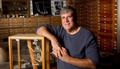Gregg Gunnell directs the fossil primate division of the Duke Lemur Center.