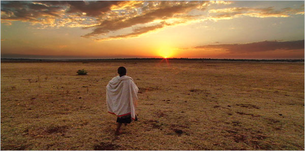 Aheyu, one of the protagonists in A Walk to Beautiful, a 2007 documentary about a group of Ethiopian women with fistula.
