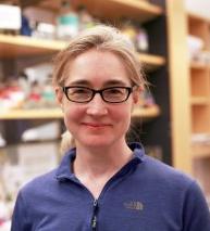 Anne Buckley, M.D. Ph.D., is an assistant professor of pathology