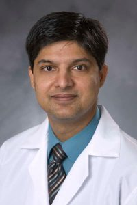Pediatric hematologist Nirmish Shah MD