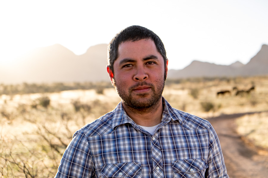 University of Michigan anthropologist Jason De León directs the Undocumented Migration Project.